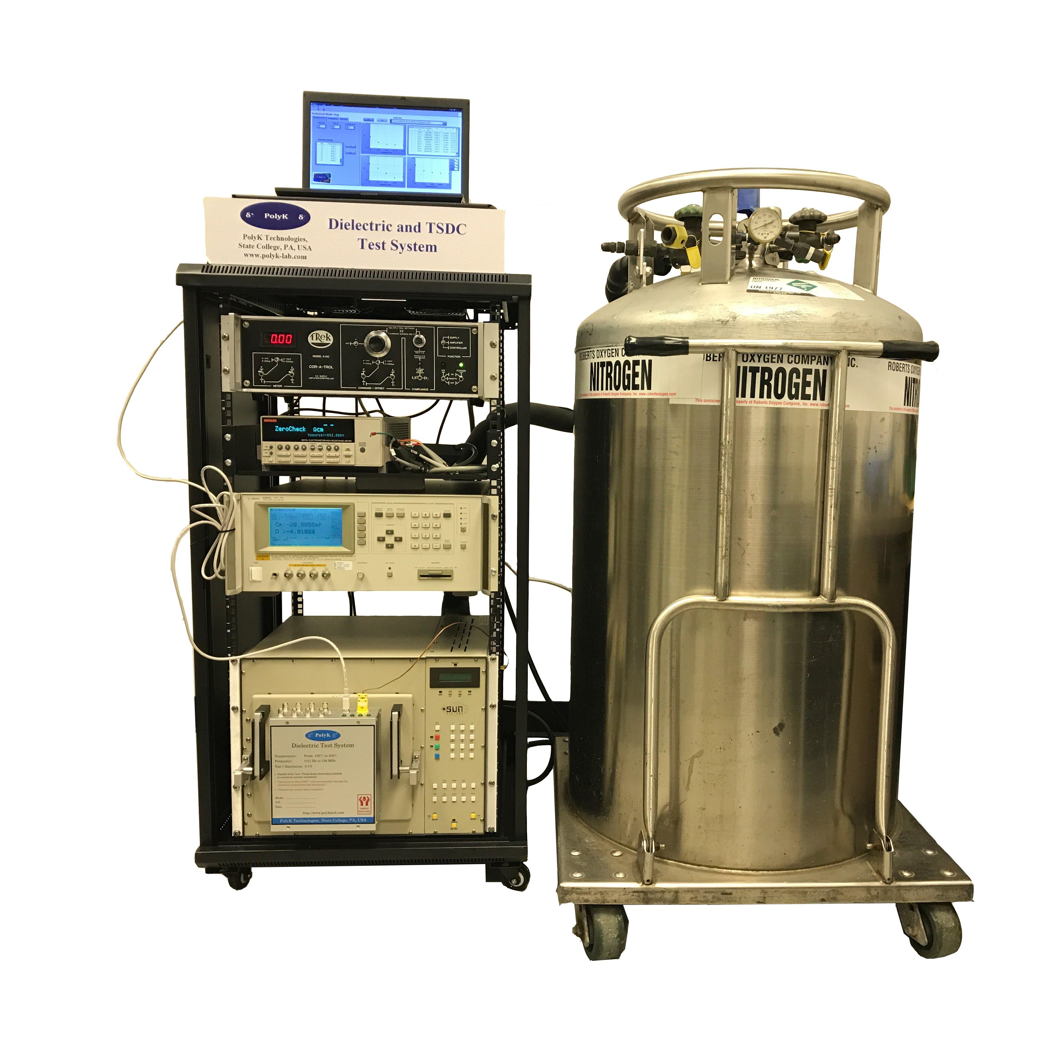 High Voltage Dielectric & Piezoelectric Materials